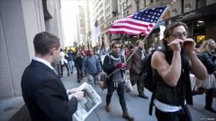 مسيرة في نيويورك