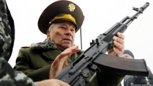 ميخائل كلاشينكوف