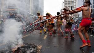Masyarakat suku Amazon