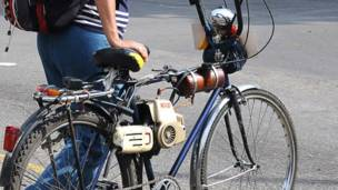 transporte improvisado