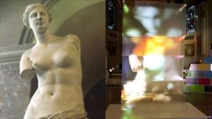 """""""La Venus de Milo"""" reempaquetada"""