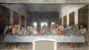 """""""La Ultima Cena"""" de Leonardo Da Vinci"""