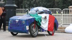 """""""Kukulcán 1.0"""" de México"""