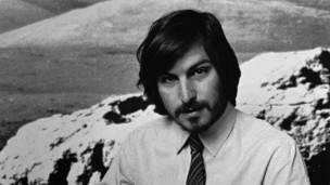Jobs, em 1974.
