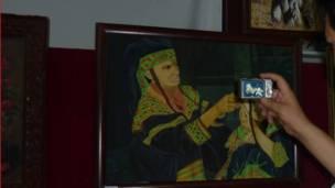 یوه انځورګر وویل: ''زما ۲۰ اثار د طالبانو له خوا له منځه یوړل شول.''