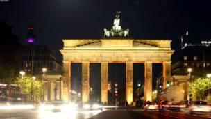 برلين تحتفل بمهرجان الأضواء