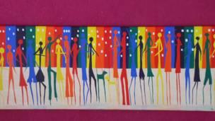 Foto: cortesía de Henry Boxer Gallery - www.outsiderart.co.uk.