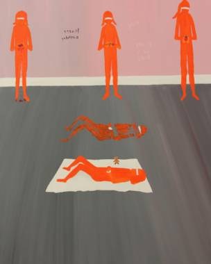 Foto: cortesía de Henry Boxer Gallery - www.outsiderart.co.uk