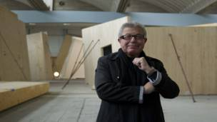 Архитектор Даниэль Либескинд