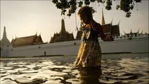 Mummunar ambaliyar ruwa a Thailand