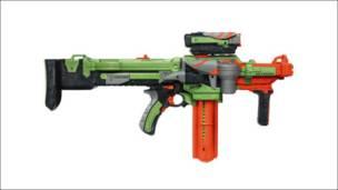 Nerf玩具枪