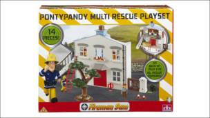 消防员山姆救援玩具
