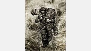 Foto: Capitão Dave Scammell / MoD Army