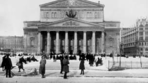 صورة لمسرح البولشوي