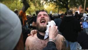 پانګوالۍ ضد احتجاجونه