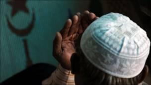 एकजना मुसलमान श्रद्धालु