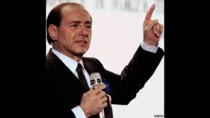 Berlusconi  en 1994