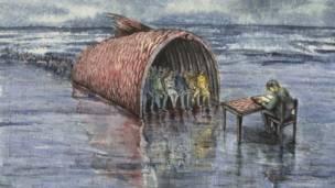 نقاشیهای علی رضا درویش