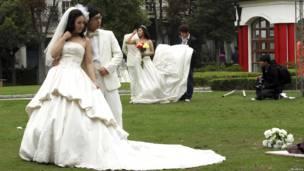 Đám cưới nhân ngày 11.11.2011