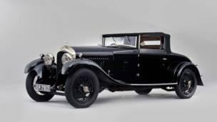 Automóvel Bentley de 1929