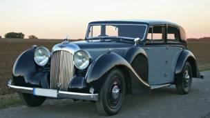 Lagonda V12 de 1939