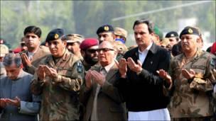 پاکستان سرتېريو جنازه