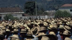 Las fotos perdidas de Guatemala