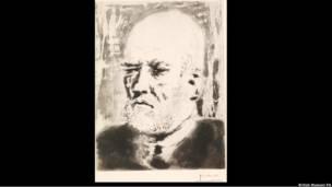 Гравюра Пикассо