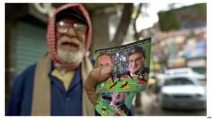 Активист агитирует голосовать не выборах в Египте