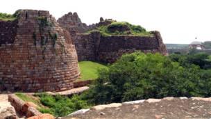 तुग़लकाबाद का किला