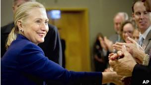 Хиллари клинтон и гомосексуалисты