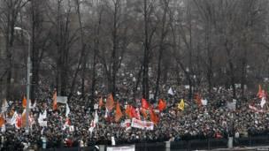 تظاهرکنندگان