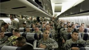 انسحاب الجيش الامريكي من العراق