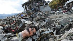terremoto y tsunami en Japón