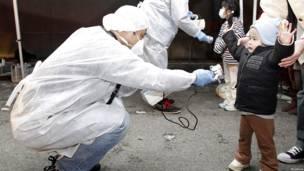 Revisión nuclear en Japón