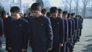 Национальный траур в КНДР