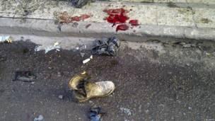 مخافات تفجير في منطقة العلاوي ببغداد