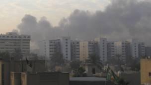 انفجارات وسط بغداد