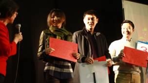 恭喜三位同学获得在BBC英伦网实习一周的机会