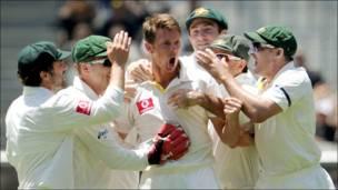 जेम्स पैटिंसन और अन्य आस्ट्रेलियाई खिलाड़ी