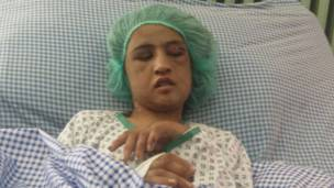 د افغان حکومت د کابینې ښځینه غړو او یو شمېر وکیلانو د سحر ګل نومې ځورېدلې مېرمنې د قضیې په اړه د جدي پلټنې او د هغې د ځوروونکو د سختو مجازاتو غوښتنه وکړه.
