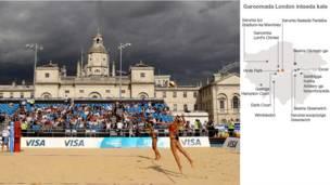 Garoonka cayaarta Volleyball
