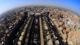 العراق: زيارة الاربعين بالصور
