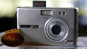 Kodak en la era digital