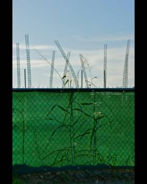 """Foto de un lector de BBC Mundo por el tema """"construcción"""""""