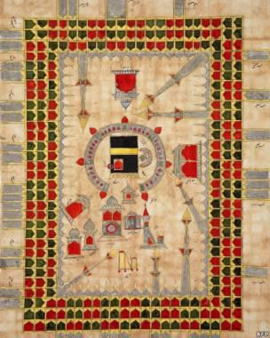 Koleksi yang dipamerkan di British Museum