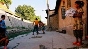فوتبال خیابانی ازبکستان