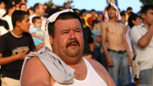 تماشاگر فوتبال در ازبکستان