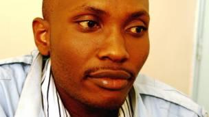 Raphael Nzioka, Nairobi, Kenya.