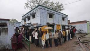 یوپی انتخابات